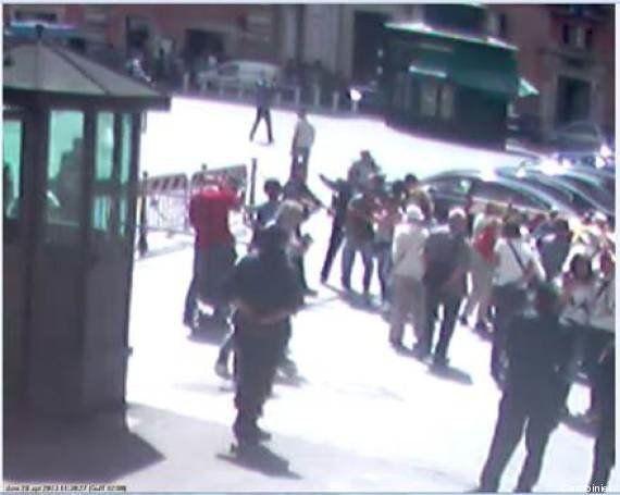 Giuseppe Giangrande, carabiniere ferito davanti Palazzo Chigi e oggi tetraplegico: