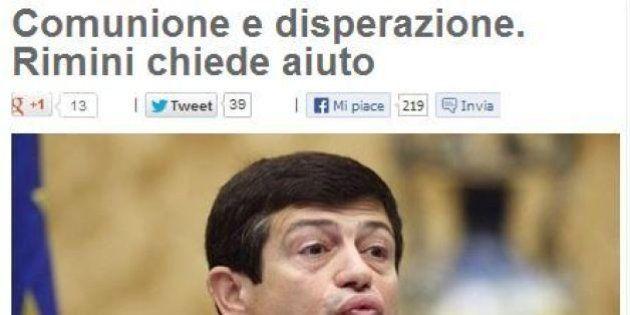 Beppe Grillo sul blog attacca il Meeting di Cl:
