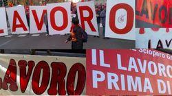 Oltre un milione di famiglie italiane senza redditi da