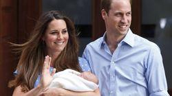 Royal Baby a peso d'oro
