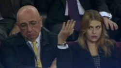Barbara e Galliani: al Milan è il momento della resa dei