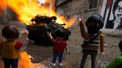 La guerra vista dai bambini