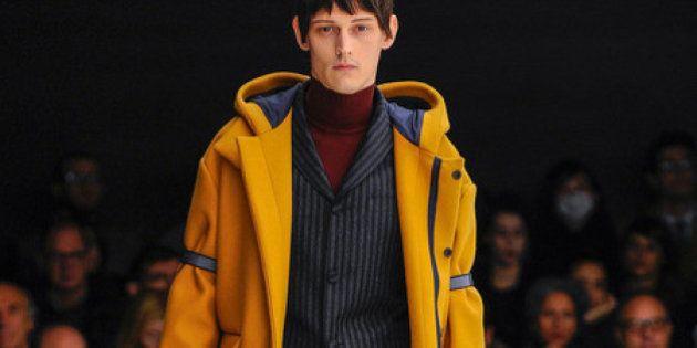 Milano moda uomo inverno 2014-2015, i parka di Calvin Klein, Belstaff, Diesel, Andrea Pompilio
