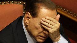 Silvio azzoppato, Forza Italia