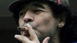 Maradona chiede 10 milioni di euro a Gomorra