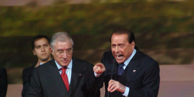 Grazia Silvio Berlusconi, Marcello Dell'Utri: