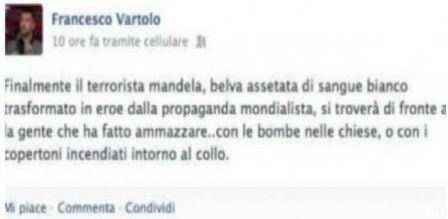 Nelson Mandela morto, da Silvio Berlusconi ad Antonio Razzi fino agli epic fail dei giornali. Reazioni...