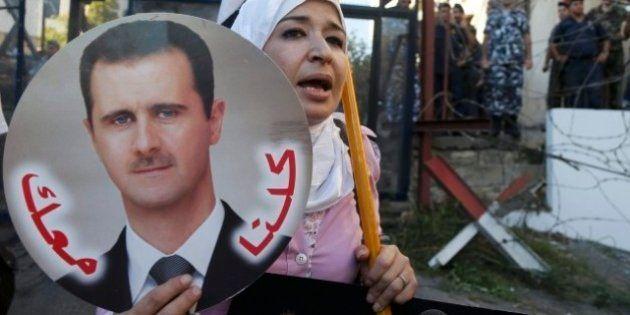 Bashar Assad alla Cbs: