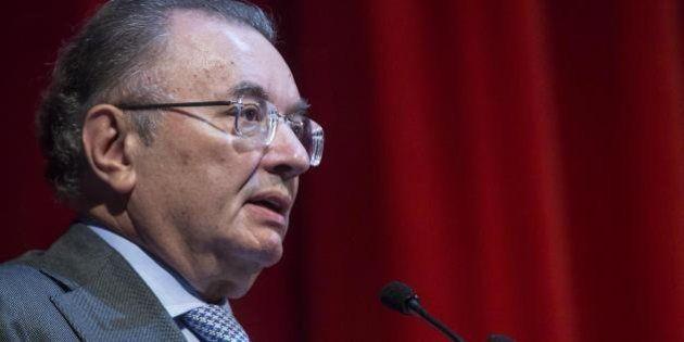 Giorgio Squinzi a Enrico Letta: