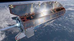 Frammenti di satellite Goce potrebbero cadere