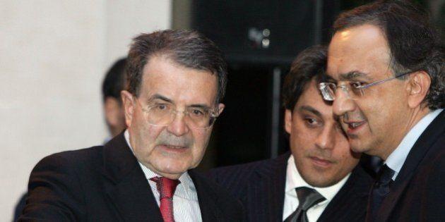 Romano Prodi alla Fiat,
