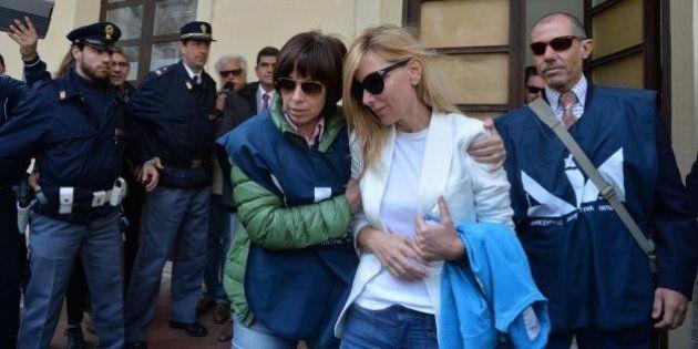 Chiara Rizzo in Italia. Lady Matacena estradata dalla Francia