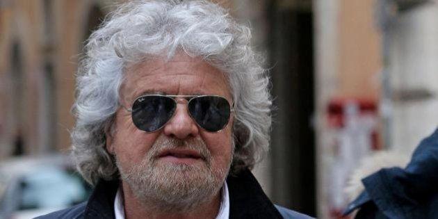 Grillo a Roma, il leader M5s riunisce i suoi all'Hotel
