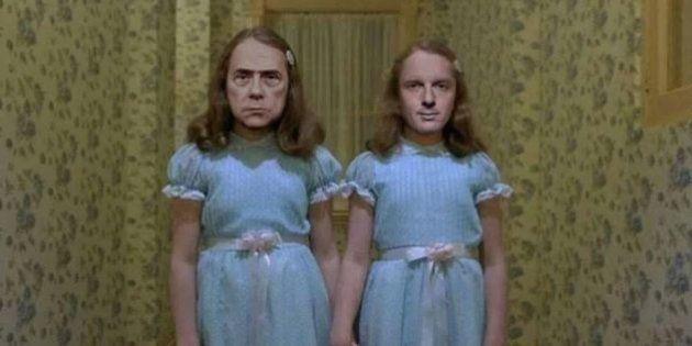 Matteo Renzi e Silvio Berlusconi: ecco come la rete vede la coppia Renzusconi