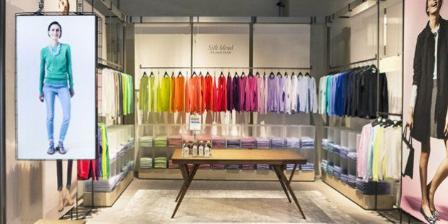 United Colors of Benetton inaugura