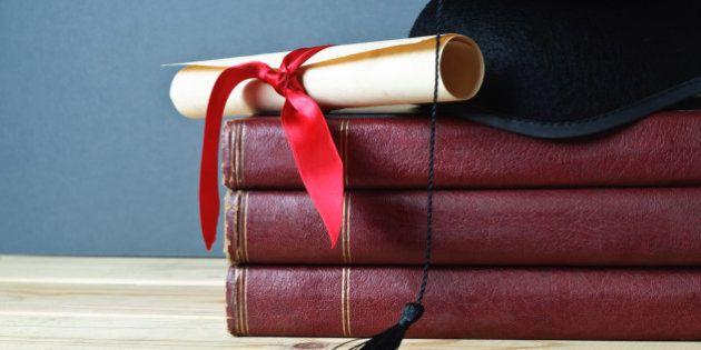 Se vuoi fare soldi non studiare troppo (in Italia
