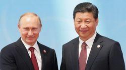 Alleanza Russia-Cina sul