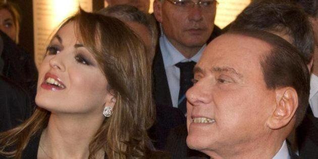 Silvio Berlusconi a Francesca Pascale: