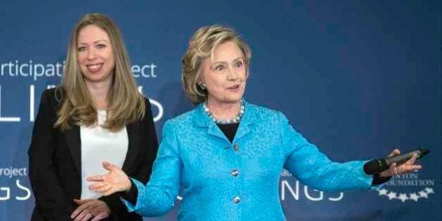 Hillary Clinton nonna. Washington Post: