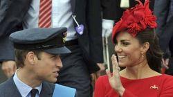 Kate e George volano ai Caraibi