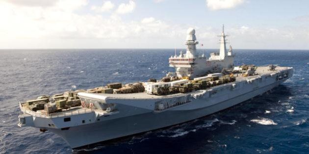 Sel denuncia: La Marina militare porta le eccellenze italiane in Africa. Ma... sono armi