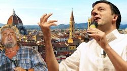 Elezioni europee, Grillo- Renzi: lo scontro è alle stelle (TWEET,