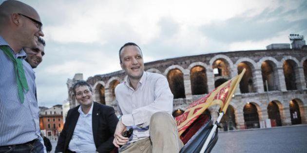 Verona, il sindaco Flavio Tosi vieta la distribuzione di cibo e bevande ai senzatetto nel centro