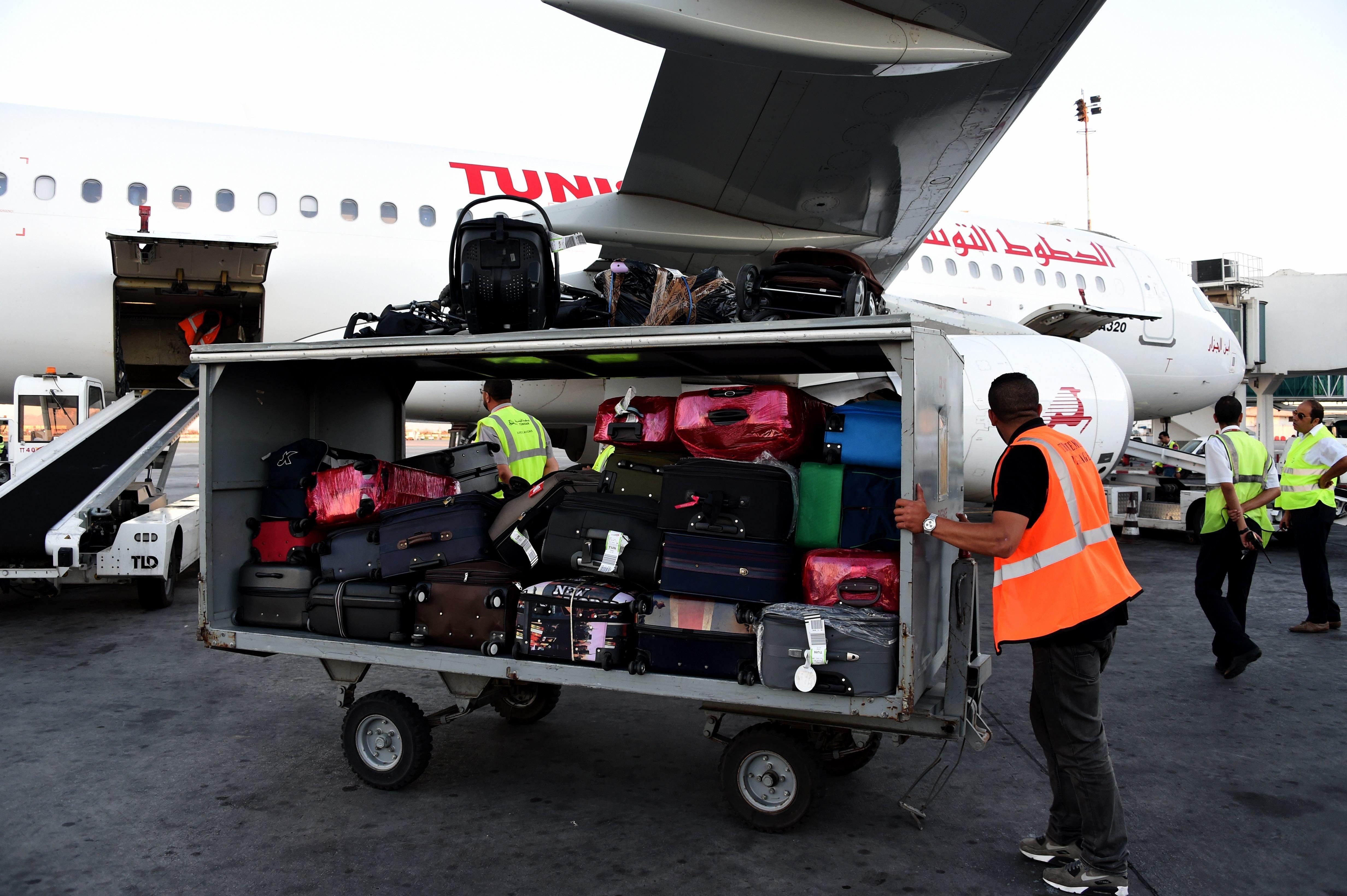 Grève de 24 heures à l'aéroport de Tunis Carthage à partir de ce soir à