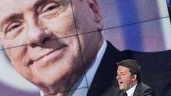 Telefonata di mezzanotte tra Berlusconi e