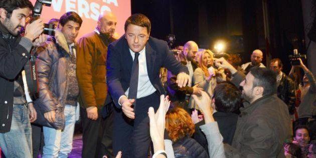 Matteo Renzi segretario del Pd: la fotostory