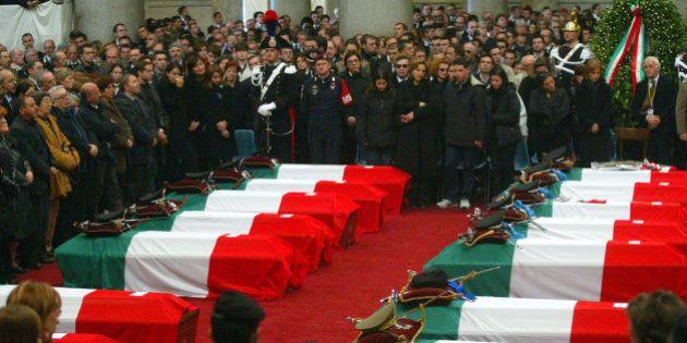 Strage di Nassiriya, 12 novembre 2003. Dieci anni fa l'attacco. Enrico Letta: