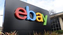 eBay vittima di