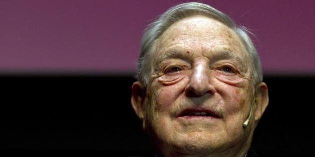 George Soros sbarca in Italia. Rileva il 5% di Immobiliare Grande Distribuzione