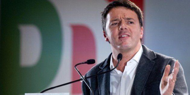 Matteo Renzi il neosegretario presenta la nuova squadra. Sette donne e cinque uomini