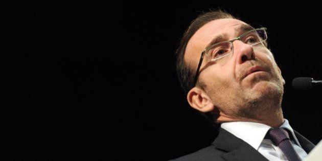 No Tav, il viceministro ai Trasporti Riccardo Nencini a Erri De Luca: