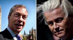 UK e Olanda si preparano all'ondata razzista (FOTO,