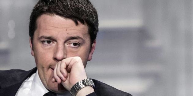 Europee - Matteo Renzi sfodera l'arma del voto utile: In Ue il Pd conta col Pse, il M5s è