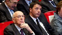 Napolitano garante per Renzi: convoca Padoan e poi firma il dl