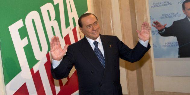 Silvio Berlusconi a Porta a porta:
