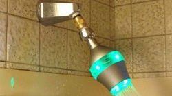 Arriva Uji la doccia che si spegne da sola. E che fa