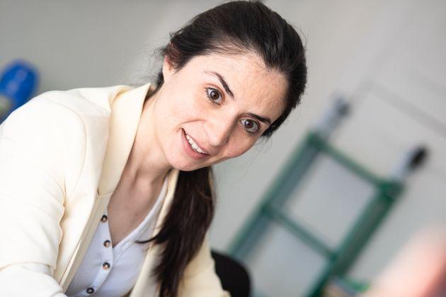 Laura Duarte, candidata de Pacma a la
