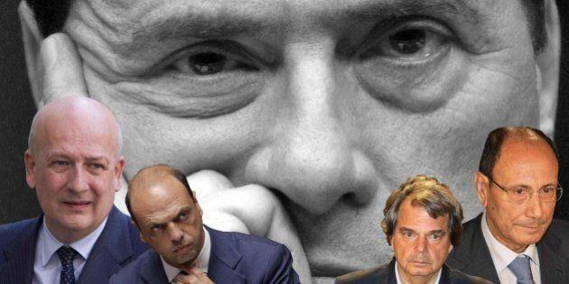 Silvio Berlusconi decadenza, Angelino Alfano: