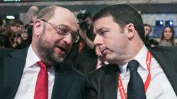 Schulz il meno renziano tra i