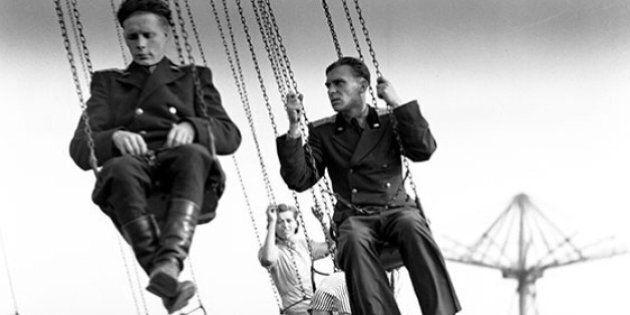 Giancolombo, 70 fotografie del più grande fotoreporter degli anni '50. Collezionava servizi fotografici...