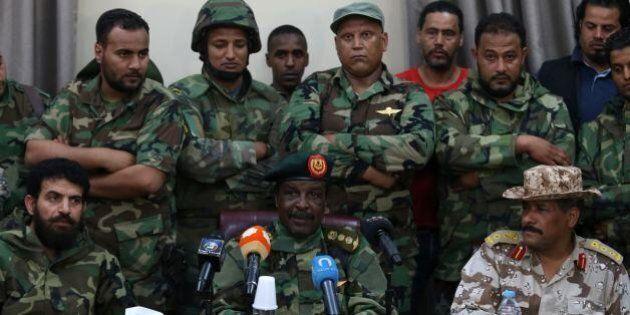 Libia nel caos: Parlamento liquidato, forze speciali pronte a combattere. Raddoppiati gli aerei Usa a