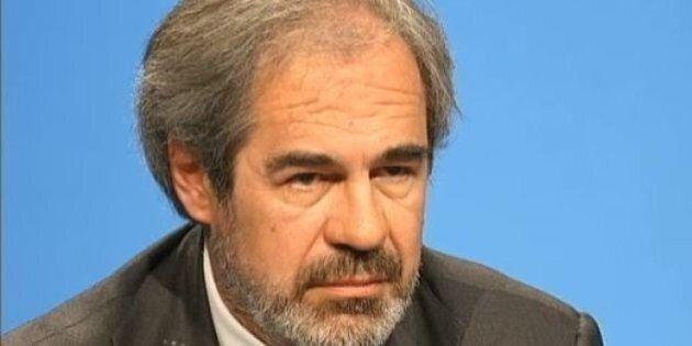 Il banchiere Claudio Costamagna: