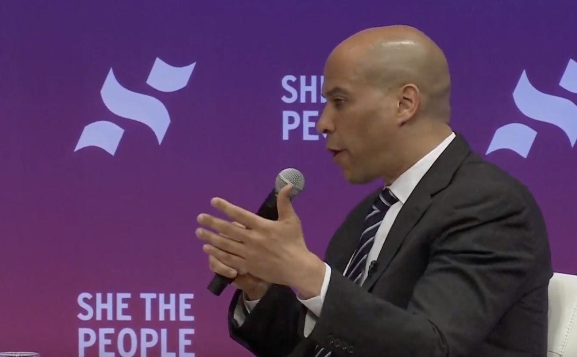 Cory Booker: Trump's Criticism Of Ilhan Omar Is 'Reprehensible'