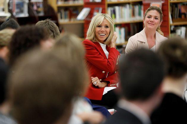 Brigitte Macron va créer une école pour les 25-30 ans