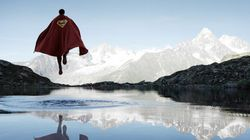 Anche i supereroi si