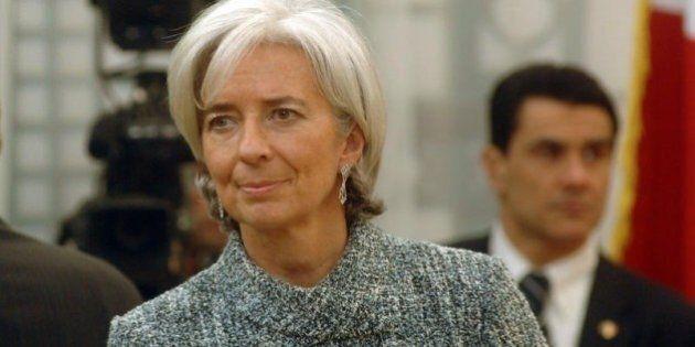 Christine Lagarde (Fmi);
